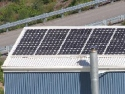 1.1 kW Solar PV Array